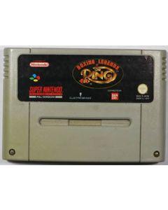 Jeu Boxing Legends of the Ring pour Super Nintendo