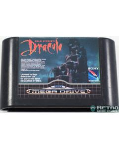 Jeu Bram Stroker's Dracula pour Megadrive