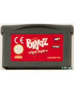 Jeu Bratz pour Game Boy advance