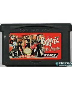 Jeu Bratz Rock Angelz pour Game Boy Advance