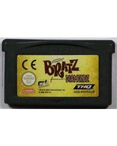 Jeu Bratz forever Diamondz pour Game Boy Advance