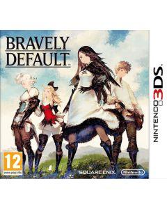 Jeu Bravely Default pour Nintendo 3DS