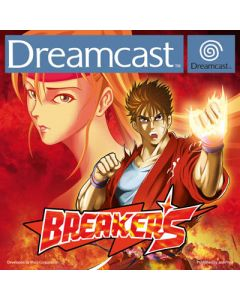 Jeu Breakers pour Dreamcast