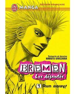 Manga Bremen les déjantés tome 01