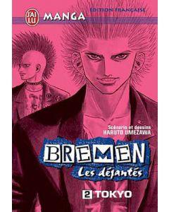 Manga Bremen les déjantés tome 02