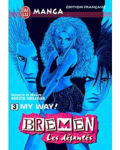 Manga Bremen les déjantés tome 03