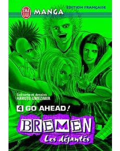 Manga Bremen les déjantés tome 04