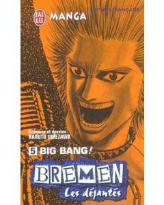 Manga Bremen les déjantés tome 05