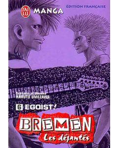 Manga Bremen les déjantés tome 06