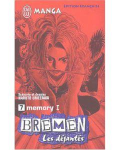 Manga Bremen les déjantés tome 07
