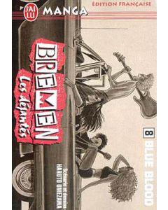 Manga Bremen les déjantés tome 08