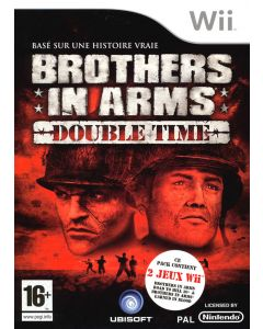 Jeu Brothers in Arms : Double Time pour Nintendo Wii