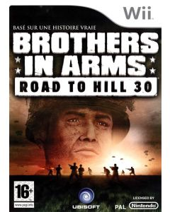 Jeu Brothers in Arms Road to Hill 30 pour Nintendo Wii