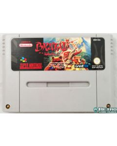 Jeu Brutal pour Super Nintendo