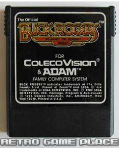 Jeu Buck Rogers pour CBS Colecovision