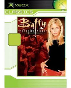 Jeu Buffy contre les vampires - classics pour Xbox
