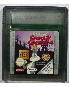 Jeu Bugs Bunny Crazy Castle 4 pour Game Boy Color