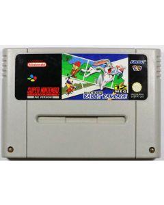 Jeu Bugs Bunny Rabbit Rampage pour Super Nintendo