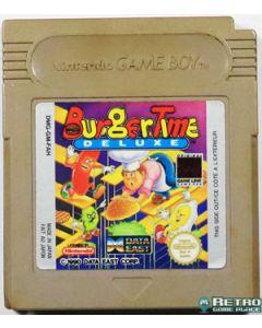 Jeu Burger Time Deluxe pour Game Boy