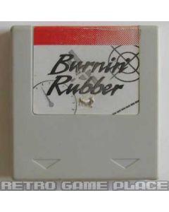 Jeu Burnin Rubber pour Amstrad GX 4000