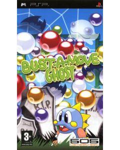 Jeu Bust-A-Move Ghost pour PSP