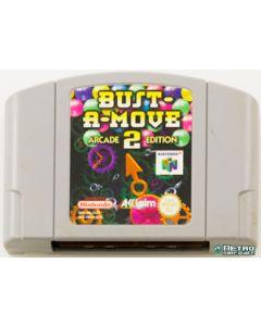 Jeu Bust-a-Move 2 pour Nintendo 64