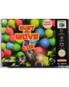 Jeu Bust-a-move 3 DX pour Nintendo 64