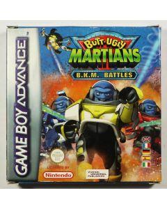 Jeu Butt-Ugly Martians BKM Battles pour Game Boy Advance