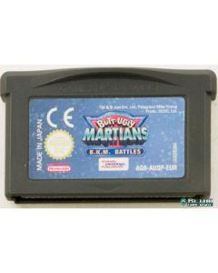 Jeu Butt-ugly Martians pour Game Boy advance