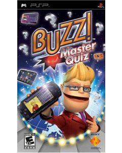 Jeu Buzz! Master Quiz pour PSP