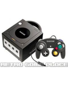 Game Cube noire
