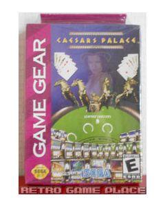 Jeu Caesars Palace NEUF pour Game Gear