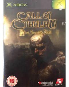 Jeu Call of Cthulhu (anglais) pour Xbox
