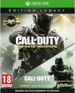 Jeu Call of Duty - Infinite Warfare - Edition Legacy pour Xbox One