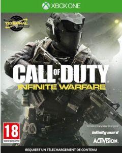 Jeu Call of Duty - Infinite Warfare pour Xbox One