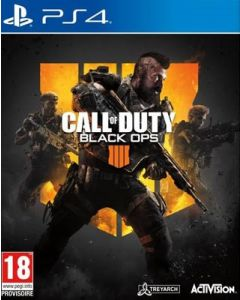 Jeu Call of Duty Black Ops 4 (neuf) pour PS4