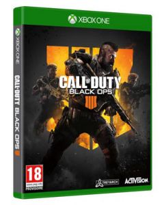 Jeu Call of Duty Black Ops 4 (neuf) pour Xbox One