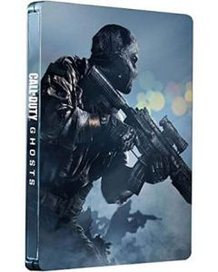 Jeu Call of Duty Ghosts SteelBook édition limitée pour Xbox One
