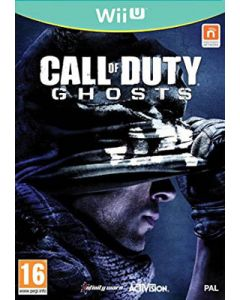 Jeu Call of Duty Ghosts pour Wii U