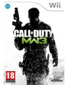 Jeu Call of Duty Modern Warfare 3 pour Nintendo Wii