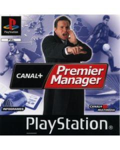 Jeu Canal+ Premier Manager pour Playstation
