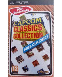 Jeu Capcom Classics Collection Reloaded Essentials pour PSP