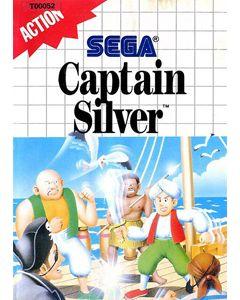 Jeu Captain Silver pour Master System