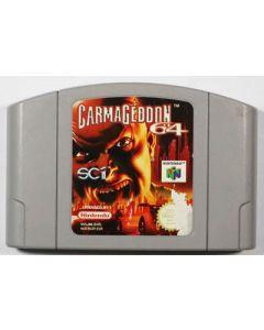 Jeu Carmageddon 64 pour Nintendo 64