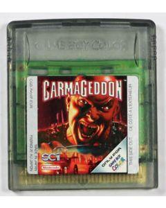 Jeu Carmageddon pour Game Boy Color
