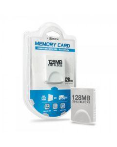 Carte Mémoire pour Gamecube / Wii 128MB