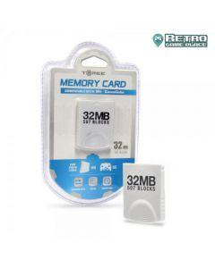 Carte Mémoire pour Gamecube / Wii 32MB