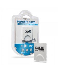 Carte Mémoire pour Gamecube / Wii 64MB