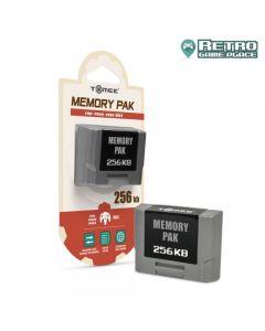 Carte mémoire Memory Pak pour Nintendo 64