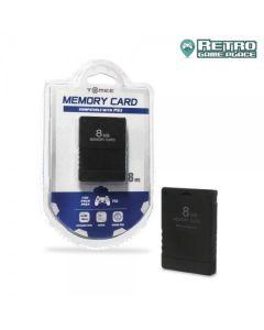 Carte mémoire pour PS2 8MB